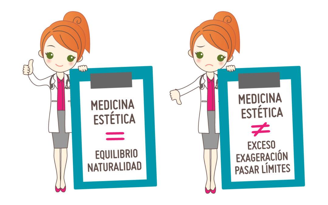 Medicina Estética = Equilibrio y Naturalidad